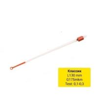 Кивок лавсановый Intech Классик 130мм (0.1 - 0.3гр)