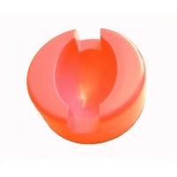 Пресс-форма силиконовая для флэт кормушки средняя