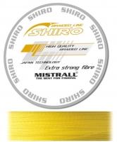 Плетенный шнур SHIRO BL YELLOW 135м