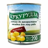 Кукуруза консервированная ж/б G.STREAM  Натурал, 200 г