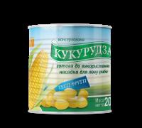 Кукуруза консервированная ж/б G.STREAM  Тутти-Фрутти, 200 г