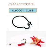 MAGGOT CLIPS №2 (11х14х0,5 мм) 10 шт.х10