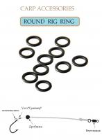 ROUND RIG RING №2 (круглое 3.1мм) 20 шт.х10
