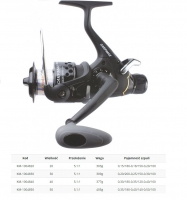Катушка CARPMAX RS20 Mistrall