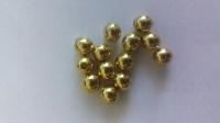 Бусинки металические круглые 1,99 мм 30 шт