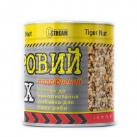 Тигровый орех ж/б G.STREAM, 900 г молотый