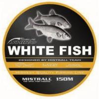 Леска SHIRO WHITE FISH 150м