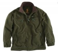 """Теплая куртка из ткани """"поляр""""(280г/м2),подкладка из мембраны""""Comfortex"""""""