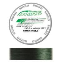 Плетенный шнур SHIRO BL GREEN 10м