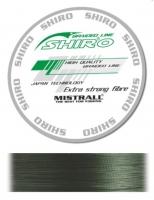 Плетенный шнур SHIRO BL GREEN 150м