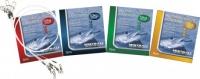 Поводок флюорокарбоновый FLU LEADERS 1x7  25 см MISTRALL  2шт