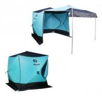 """Палатка """"Fishing ROI"""" Antares Куб зимняя с поднимающ. стенкой (180*180*210см)"""