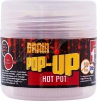 Бойлы BRAIN Pop-Up Hot Pot (специи) 10 мм, 20 г