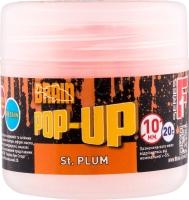 Бойлы BRAIN Pop-Up Plum (слива) 10 мм, 20 г