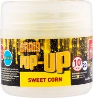 Бойлы BRAIN Pop-Up Sweet Corn (сладкая кукуруза) 10 мм, 20 г