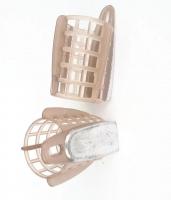 Кормушка ФИДЕРНАЯ 80 грамм (сетка пластик)
