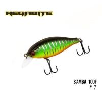 Megabite Samba 100 F (60 mm, 12,5 g, 1 m)