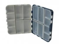 Коробка Aquatech двойная 2416 (16 ячеек с крышками)