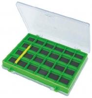 Коробка с магнитами для аксессуаров 14,5х10,5х2см