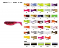 Риппер Manns  M-048   (цвет ассортимент)