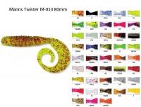 Твистер Manns  M-013  (цвет ассортимент)