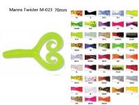 Твистер Manns  M-023 (цвет ассортимент)