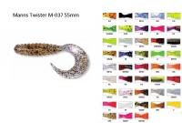 Твистер Manns  M-037 (цвет ассортимент)