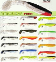 Ripper Tiger Fish 70мм