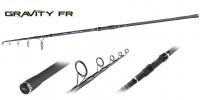 Удилище Fishing ROI Tele Graviti FR 3.90m 3.5lbs