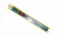 """Снасть с поплавком """"Fishing ROI"""" (1101) 2.0gr 0.14mm 7m №16"""